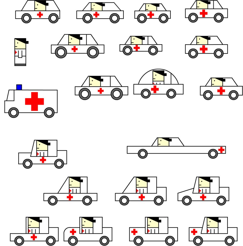 Illustration for an e-health IBM movie