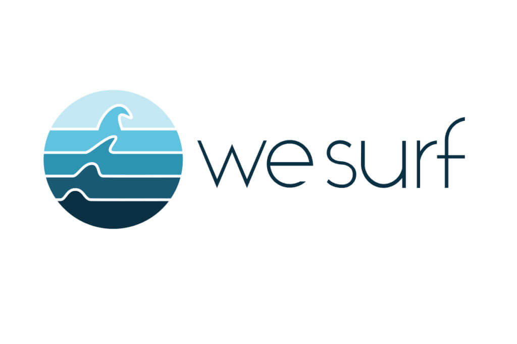 Logodesign for Surftravelagency