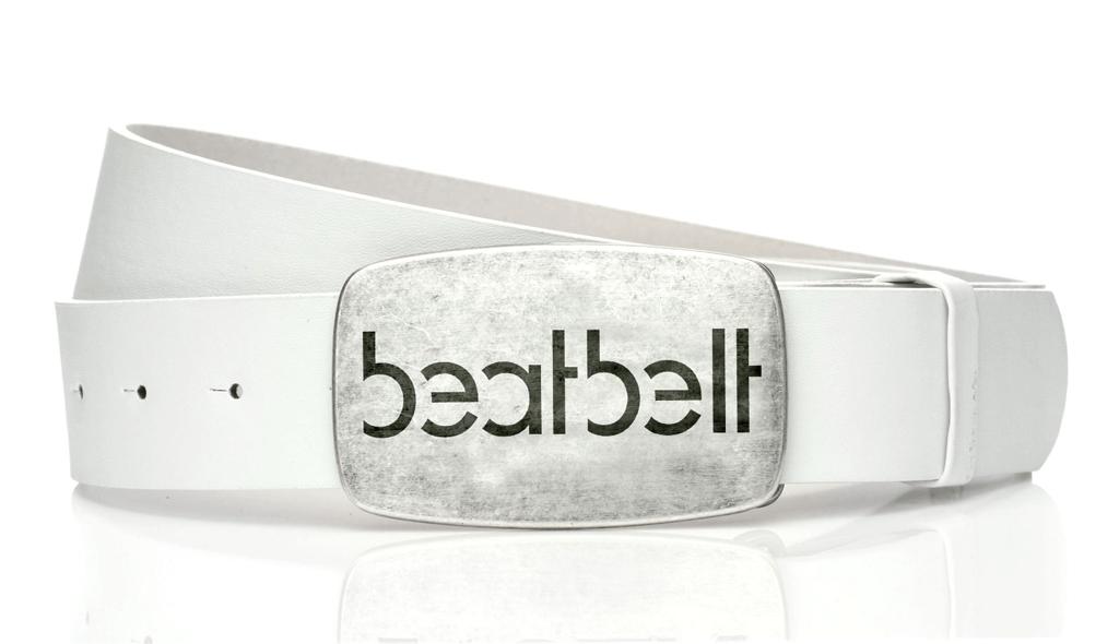 Logodesign for belts